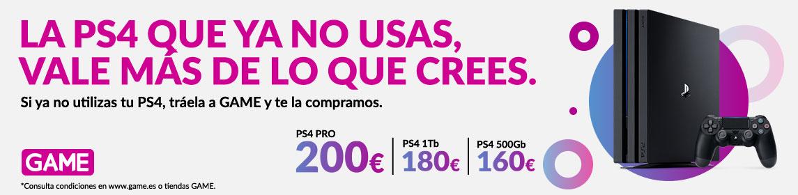 ¡TU PS4 VALE MAS DE LO QUE CREES!