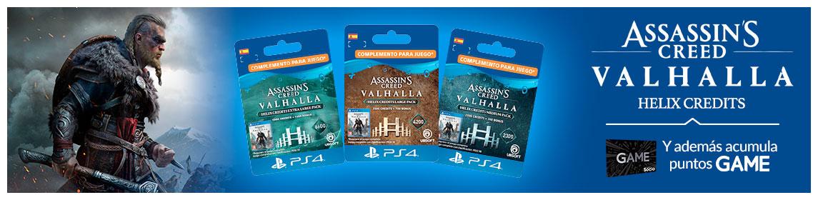 AC Valhalla Credits Helix