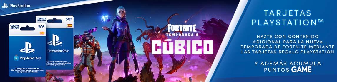 ¡Nueva Temporada Fortnite Cúbico!