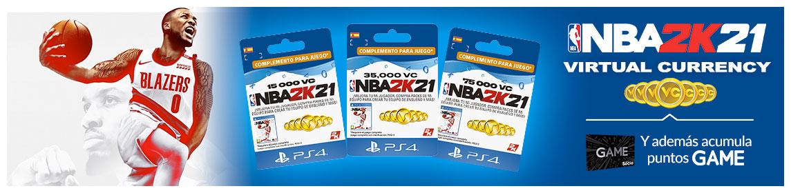 NBA 2k21 Points