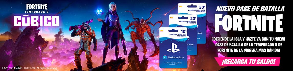 ¡Nueva Temporada Fortnite! Digital PSN