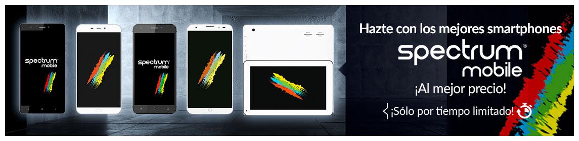 Teléfonos y tablets Spectrum