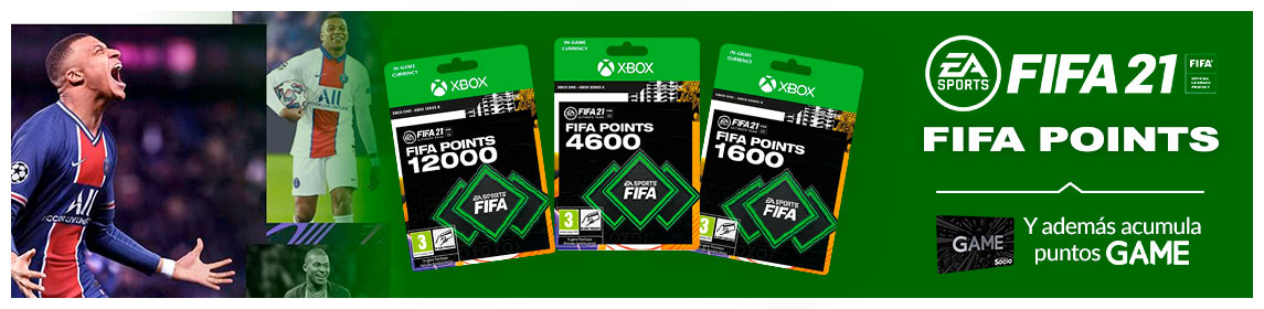 FIFA 21 Points Xbox Live