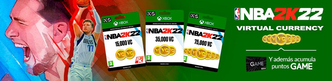 ¡Novedad! Monedero NBA 2K22