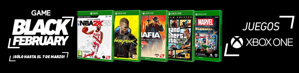 ¡BF! Juegos Xbox