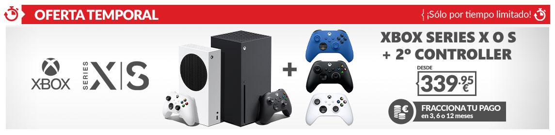 ¡Oferta! Consola Xbox Series