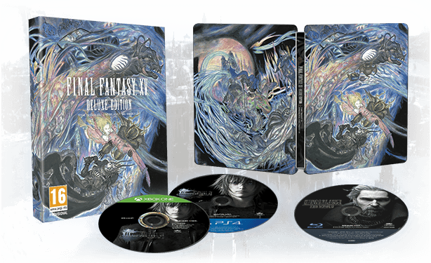 Deluxe Edition Final Fantasy en GAME