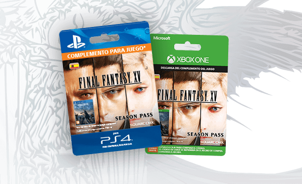 FINAL FANTASY XV – SEASON PASS