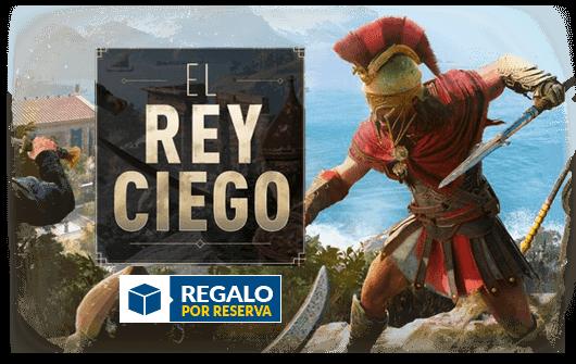 REGALO – MISIÓN EXTRA: EL REY CIEGO