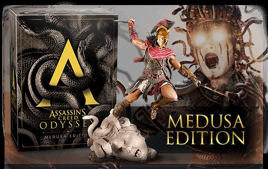 ASSASSIN'S CREED ODYSSEY – MEDUSA EDITION