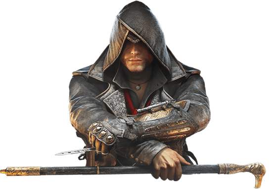 Jacob de Assasin's Creed Syndicate