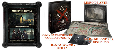 Assassin's Creed Edición Especial Regalo