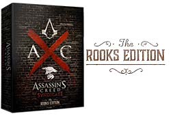 Assassin's Creed Syndicate The Rooks Edition