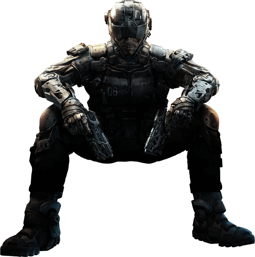 Figura COD Black Ops III