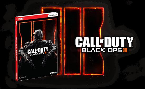 Guía completa de COD Black Ops III