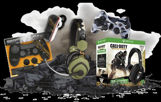 Accesorios Call Of Duty en GAME