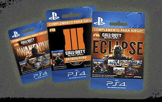 Expansiones y pases de temporada Call Of Duty en GAME