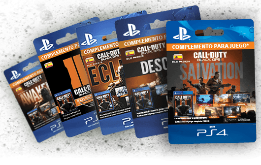 Saga Call Of Duty - Expansiones y pases de temporada en GAME