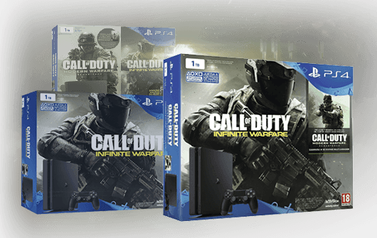 CALL OF DUTY INFINITE WARFARE - SEASON PASS en Game
