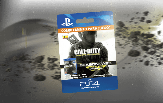 PLAYSTATION 4 + CALL OF DUTY INFINITE WARFARE en Game