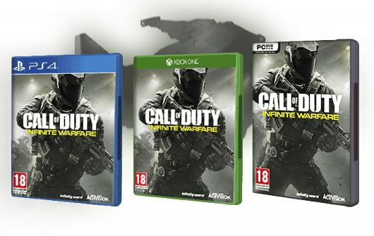 Compra Call Of Duty Infinite Warfare en GAME