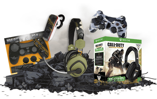 Accesorios Call Of Duty en GAME