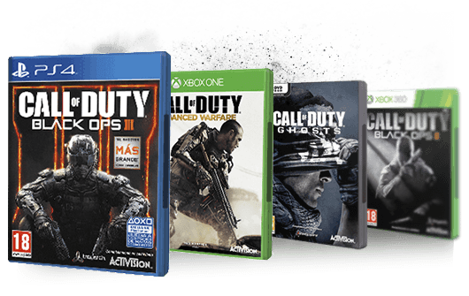 Saga Call Of Duty en GAME