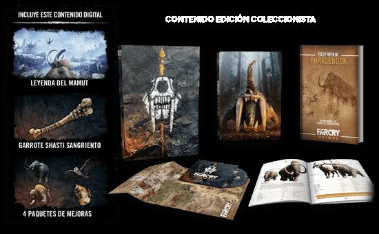 Edición coleccionista Far Cry Primal