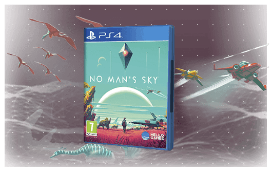 Compra No Man's Sky en GAME