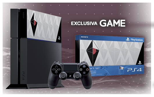 Compra la Carcasa de No Man's Sky para PS4 en GAME