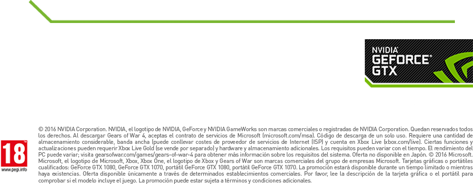 GeForce GTX en GAME