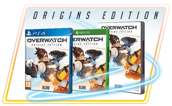 Compra Overwatch Origins Edition en GAME