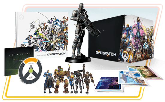 Compra Overwatch Collector's Edition en GAME