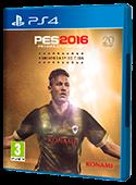 portada PS3 Pro evolution Soccer 2016