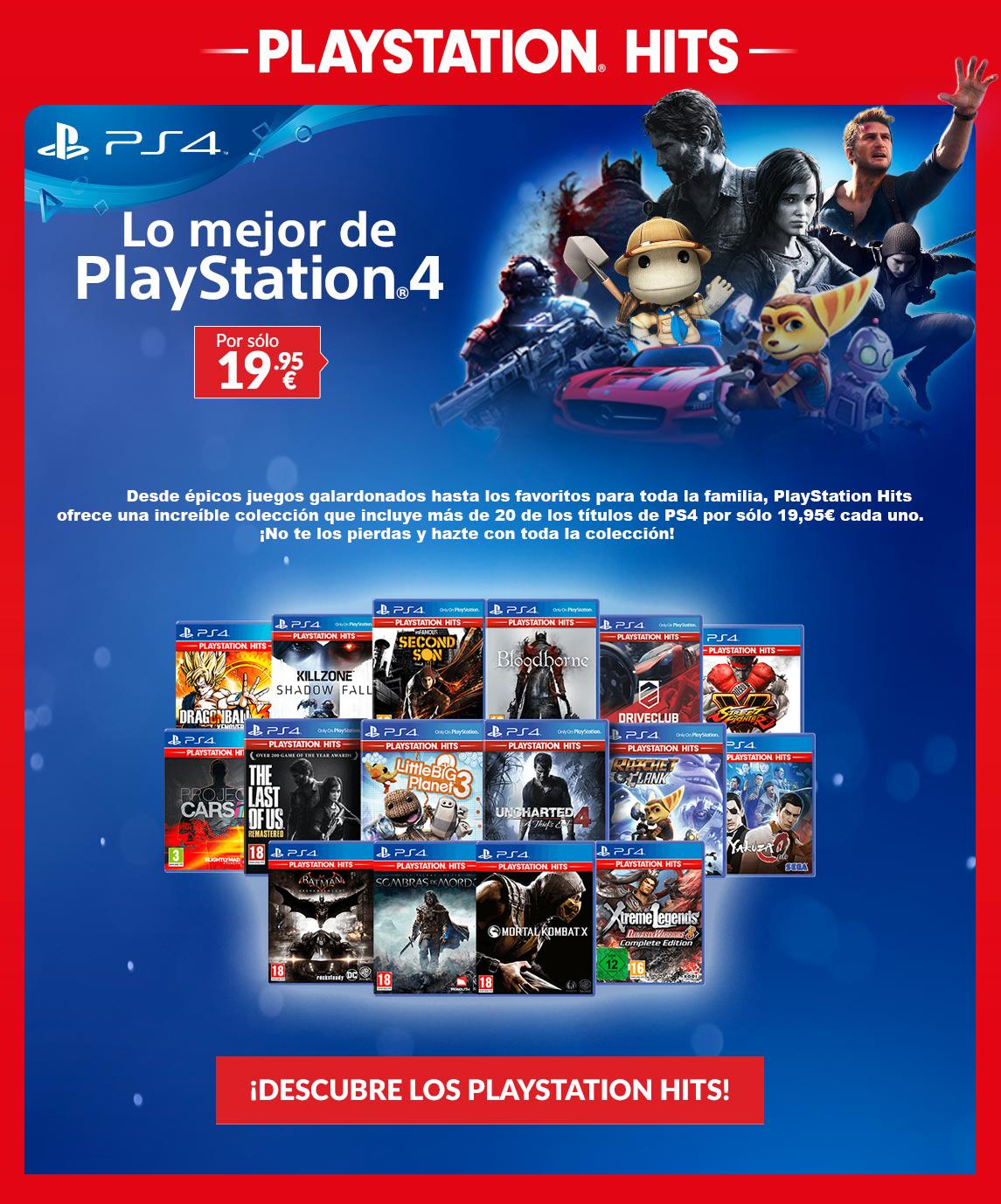 Plan Renove de PS4