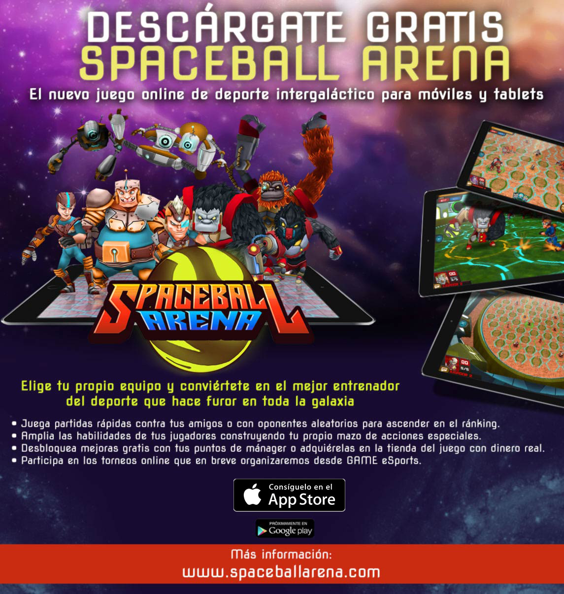 Space Ball Arena