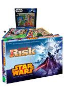 Risk, Monopoly y otros juegos de Star Wars