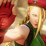 Screenshot de Street Fighter V