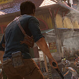 Screenshot de Uncharted 4