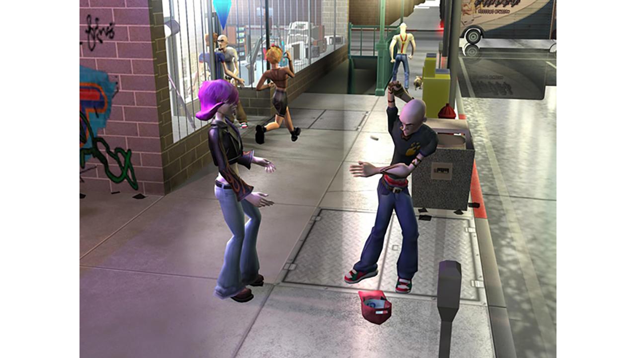 Los Urbz: Sims en la Ciudad (Precio Platinum)