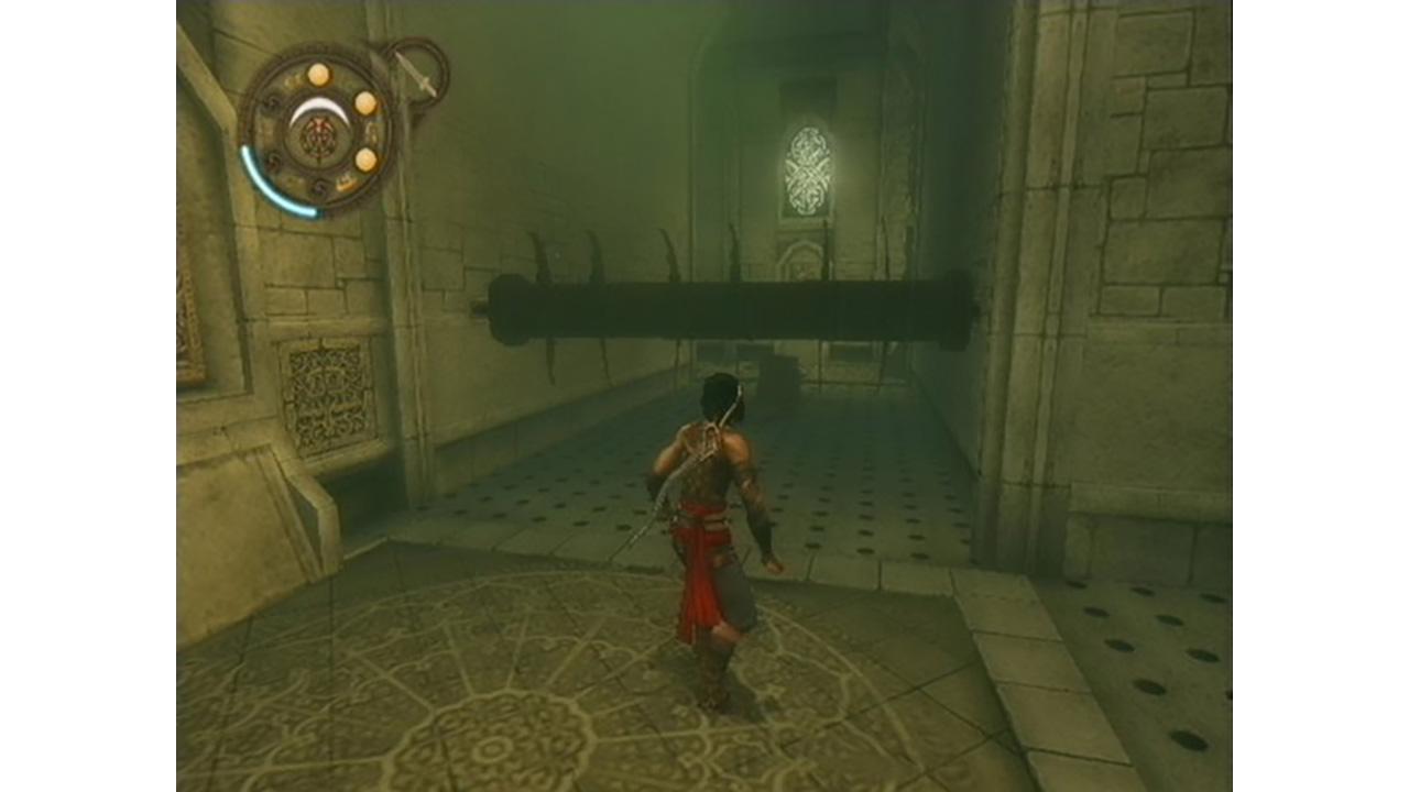 Prince of Persia: El Alma del Guerrero Codegame