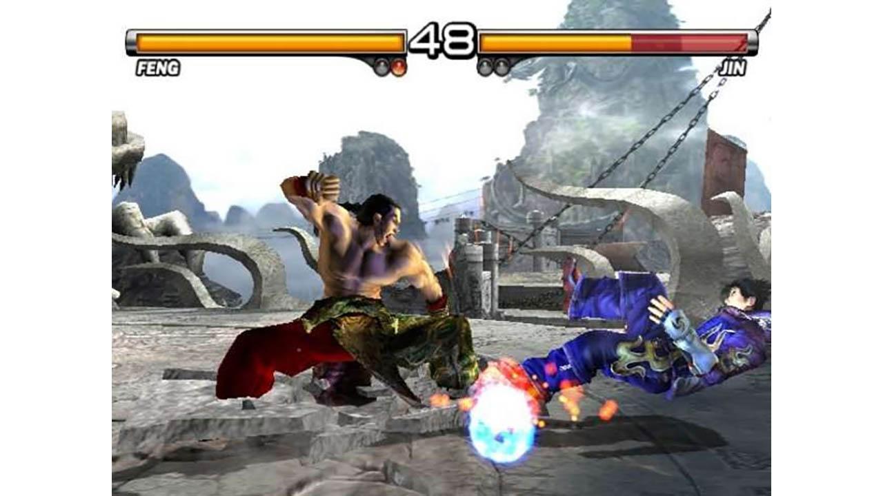 Tekken 5 (Platinum)