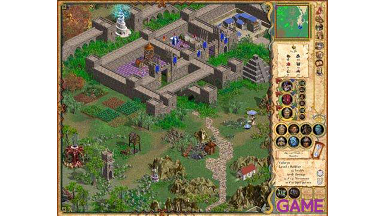 Heroes of Might & Magic Colección Codegame