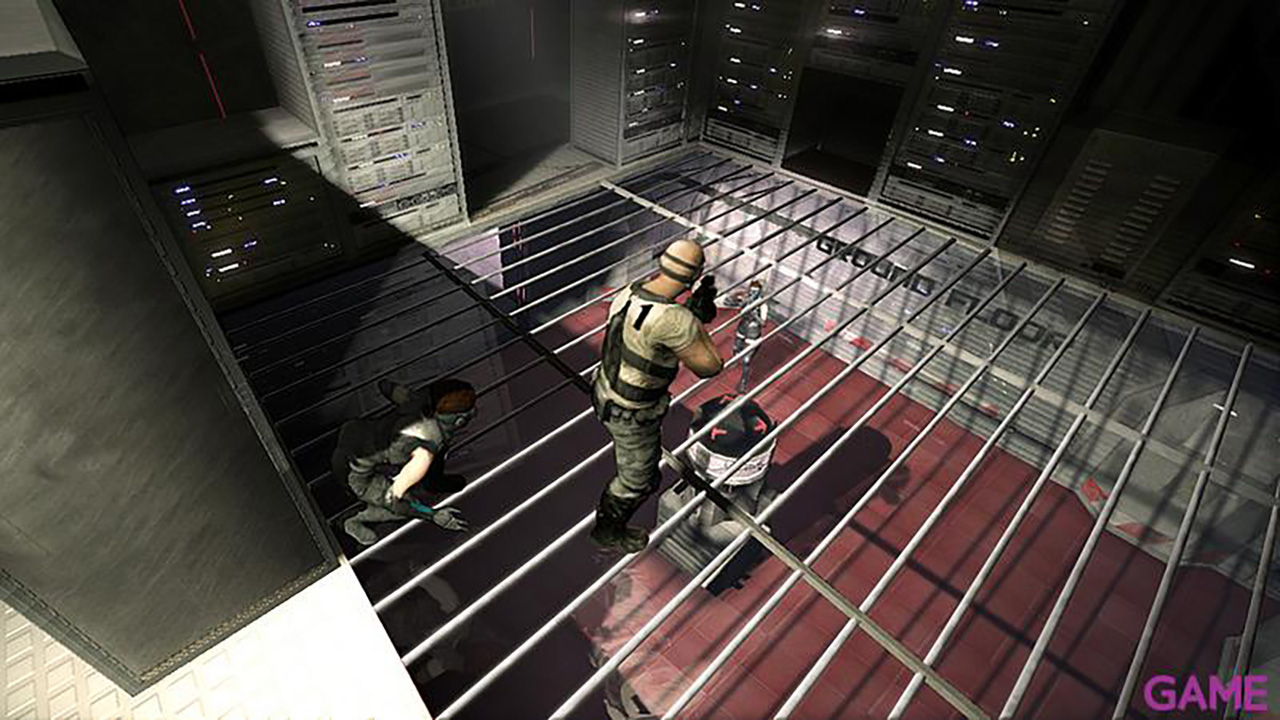 Splinter Cell: Double Agent Codegame