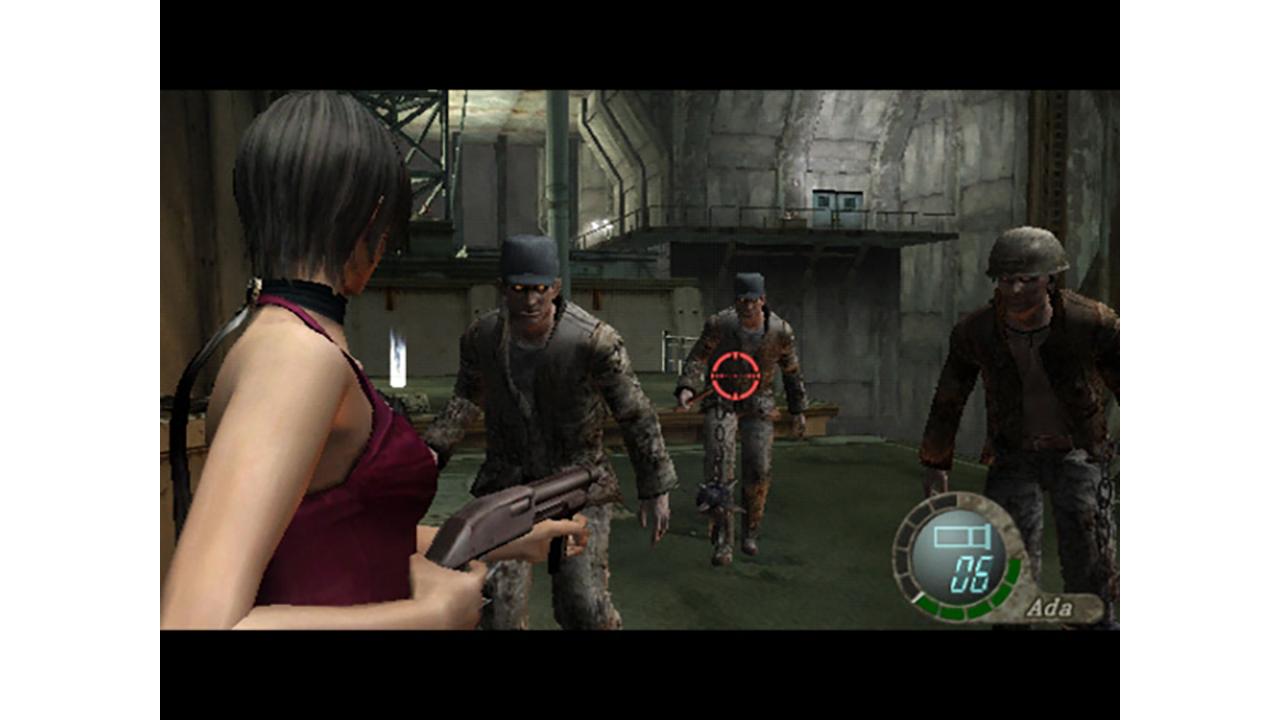 Resident Evil 4 (Nintendo)