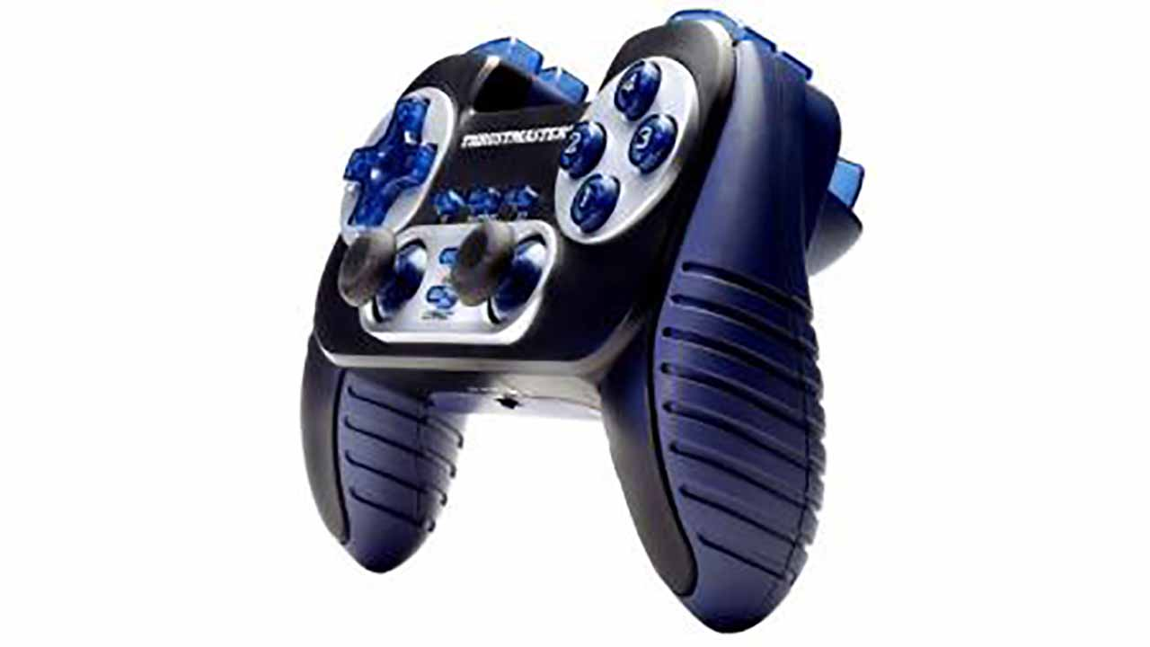 Control Pad Thrustmaster Dual Trigger PS3/PC