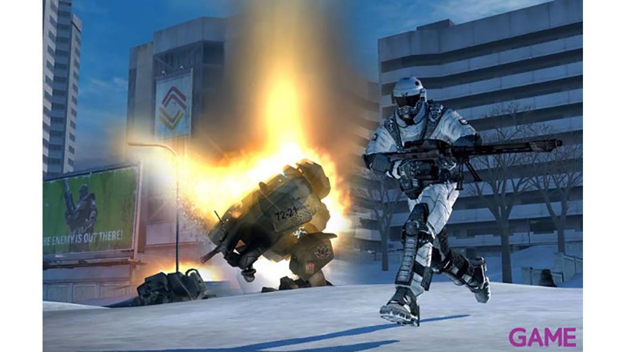 Battlefield 2142 Deluxe Edicion Especial