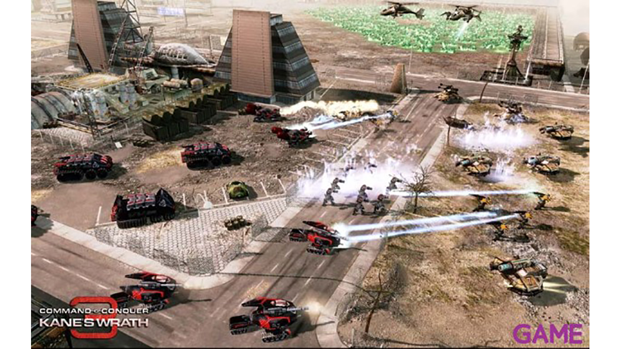 Command & Conquer: La Ira de Kane