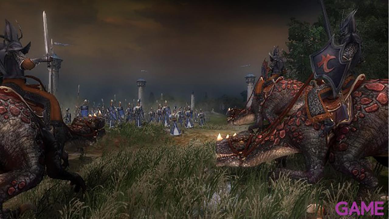 Warhammer Mark of Chaos: BattleMarch
