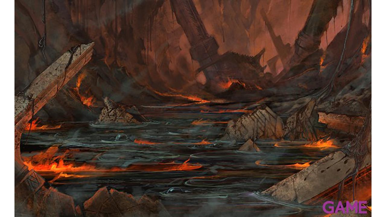 El Señor de los Anillos: Minas de Moria Expansion